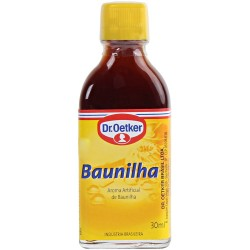 Essencia Dr.Oetker 30ml Baunilha