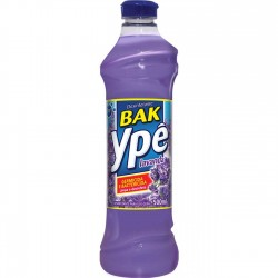 Desinfetante Bak Ype 500ml Lavanda