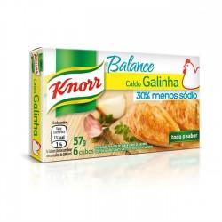 Caldo Knorr 57gr Galinha Balance