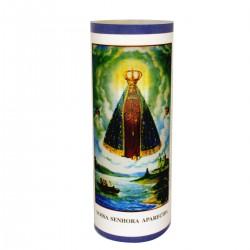 Velas Cristo Luz 260gr Nossa Sra Apareci