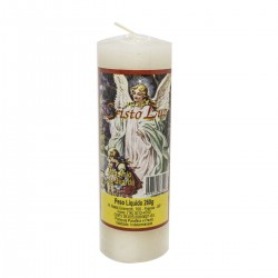 Velas Cristo Luz 260gr Meu Anjo da Guard