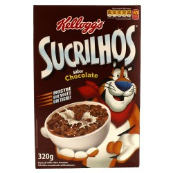 Cereal Kelloggs Sucrilhos 320gr Chocolat