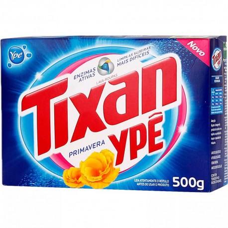 Lava Roupas Po Tixan Ype 500gr Primavera