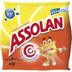 Esponja Aco Assolan 60gr