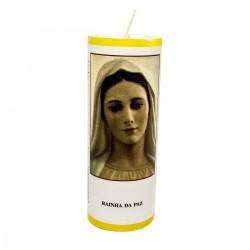 Velas de Oracao Cristo Luz 330gr Rainha