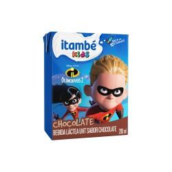 Bebida Láctea Itambé Kids 200ml Choc
