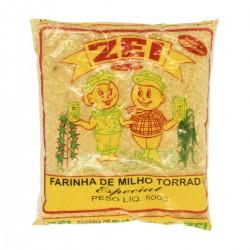 Farinha de Milho Zei Torrada 500gr Espec