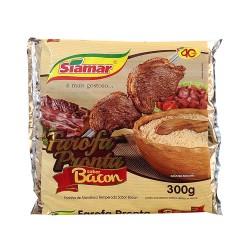 Farofa Siamar 300gr Mandioca  Bacon