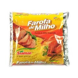 Farofa Siamar 400gr Milho