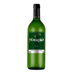 Vinho Cancao 750ml Branco Suave