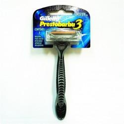 Aparelho Barbear Gillette Prestobarba 3