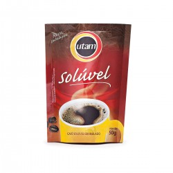Cafe Soluvel Utam 50gr