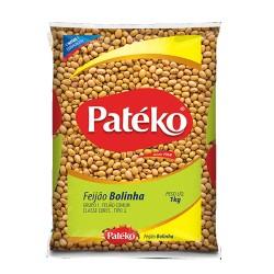 Feijao Pateko Bolinha 1kg