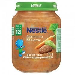 Papinha Nestle 170gr Picadinho de Carne