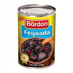 Feijoada Bordon Lata 430gr