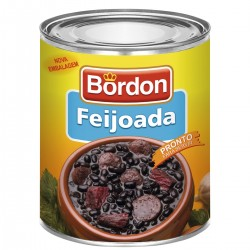 Feijoada Bordon Lata 830gr