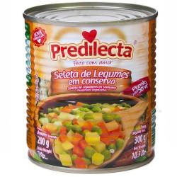 Seleta De Legumes Predilecta Lata 200gr