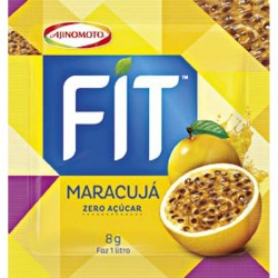 Refresco Fit Zero 8 gr MaracujA
