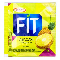 Refresco Fit Zero 8gr Abacaxi