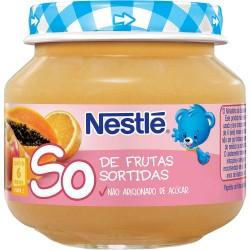 Papinha Nestle 120gr Frutas Sortidas