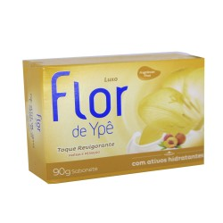 Sabonete Flor de Ype 90gr Energia Amarel