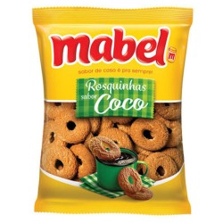 Rosquinha Mabel 500gr Coco