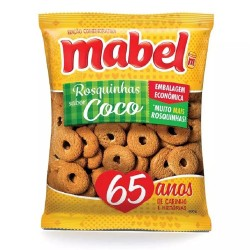 Rosquinha Mabel 800gr Coco