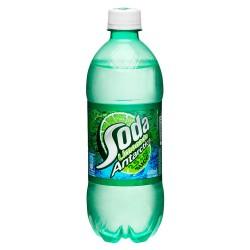 Refrigerante Soda Antarctica Pet 600ml L