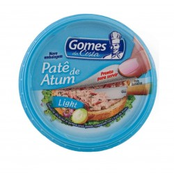 Pate Atum Gomes da Costa 150gr Light