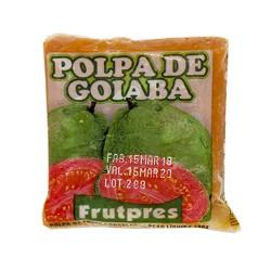 Polpa  Frutpres 100gr Goiaba
