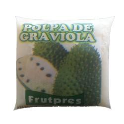 Polpa  Frutpres 100gr Graviola