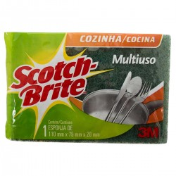 Esponja Scotch-Brite Mult