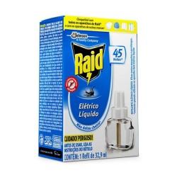 Repelente Raid Proteção 45 Noite Refil