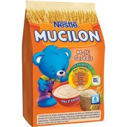 Mucilon Nestle 230gr Multicereais