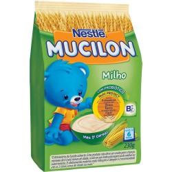 Mucilon Nestle 230gr Milho