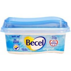 Creme Vegetal Becel 250gr Original sem S