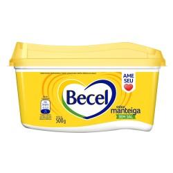 Creme Vegetal Becel 500gr Original sem S