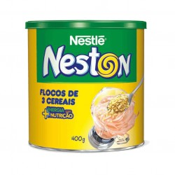 Floco Cereais Neston Nestle 400gr 3 Cere