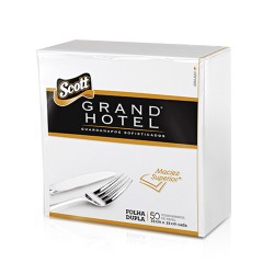 Guardanapo Grand Hotel Scott 33x33cm