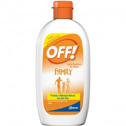 Repelente Off Family 200ml
