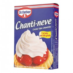 Chantilly Neve Dr.Oetker 50gr