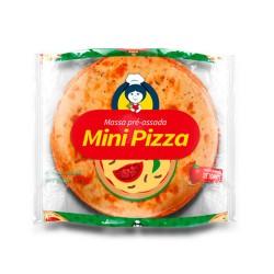 Massa Pizza Daiana Brotinho com 5 unidad