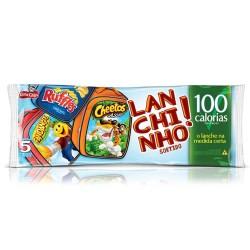Salgadinho Lanchinho Elma Chips 5un Sort