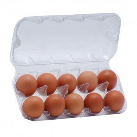 Ovos Caipira com 10un
