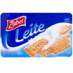 Biscoito Zabet 400gr Leite