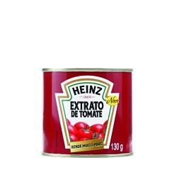 Extrato de Tomate Heinz lata 130gr