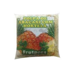 Polpa  Frutpres 100gr  Abacaxi e Hortela