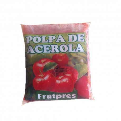Polpa Frutpres 100gr Acerola