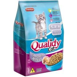 Ração P/ Gatos Qualidy 500gr Filhote Car