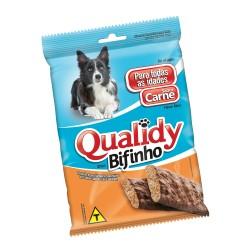 Bifinhos Qualidy 55gr Carne